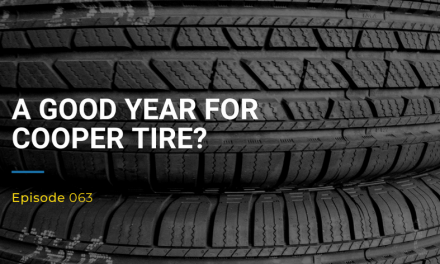 063: A Good Year For Cooper Tire?
