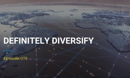 075: Definitely Diversify